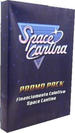 SPACE CANTINA - PROMO PACK