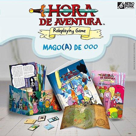 HORA DE AVENTURA RPG - PACOTE MAGO(A) DE OOO