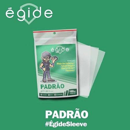 SLEEVES EGIDE PADRÃO 63,5X88 - 100 UNIDADES