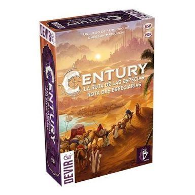 CENTURY - ROTA DAS ESPECIARIAS