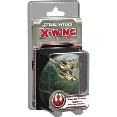 STAR WARS X-WING: NAVE DE ATAQUE AUZITUCK