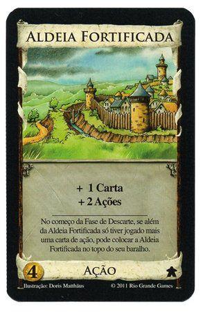 DOMINION PROMO - ALDEIA FORTIFICADA