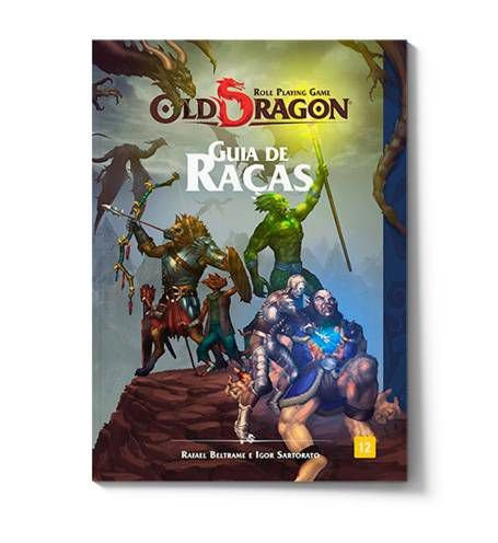 OLD DRAGON : GUIA DE RAÇAS