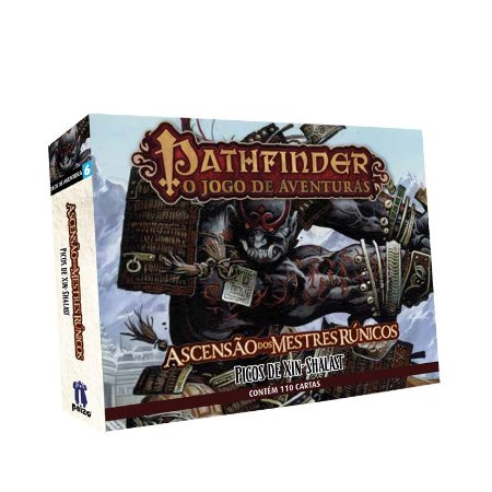 PATHFINDER: PICOS DE XIN-SHALAST (6)