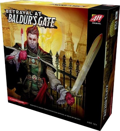 BETRAYAL AT BALDAUR'S GATE