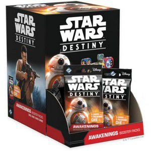 STAR WARS DESTINY: DESPERTARES (BOX COM 36 BOOSTERS)