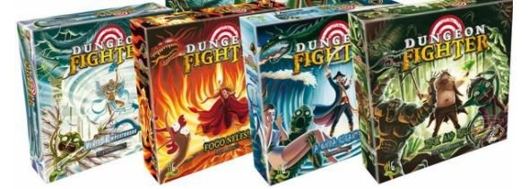 COMBO: DUNGEON FIGHTER  4 EXPANSÕES