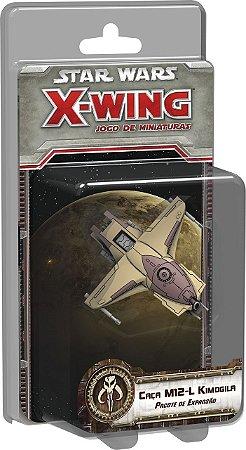 STAR WARS X-WING: CAÇA M12-L KIMOGILA