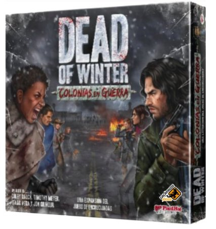 DEAD OF WINTER: COLONIAS EM GUERRA