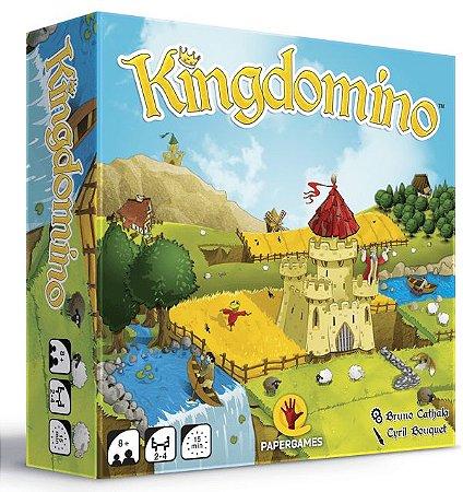 COMBO: KINGDOMINO + KIT DE ACESSORIOS
