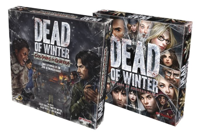COMBO DOW: DEAD OF WINTER + COLONIAS EM GUERRA
