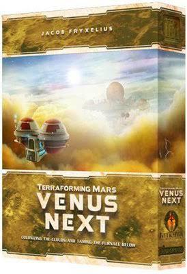 TERRAFORMING MARS: VÊNUS NEXT