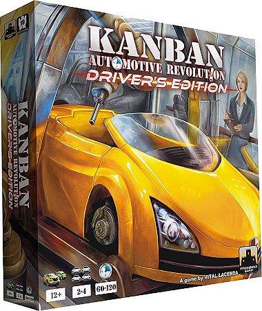 KANBAN - DRIVER'S EDITION (PRÉ-VENDA)