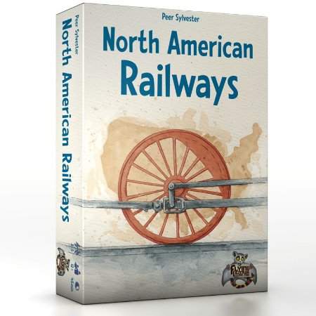 NORTH AMERICAN RAILWAYS (Inglês)