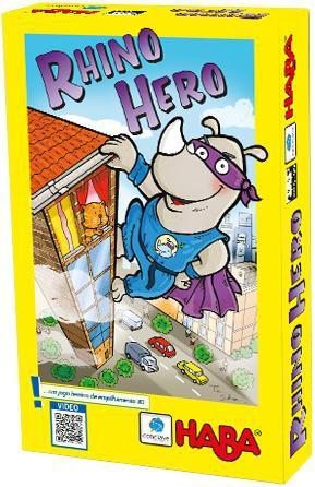 RHINO HERO (LANÇAMENTO)