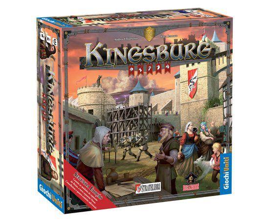 KINGSBURG - 2ª EDIÇÃO