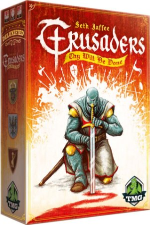 CRUSADERS: THY WILL BE DONE (DELUXE)