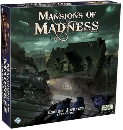 MANSIONS OF MADNESS: JORNADAS MACABRAS