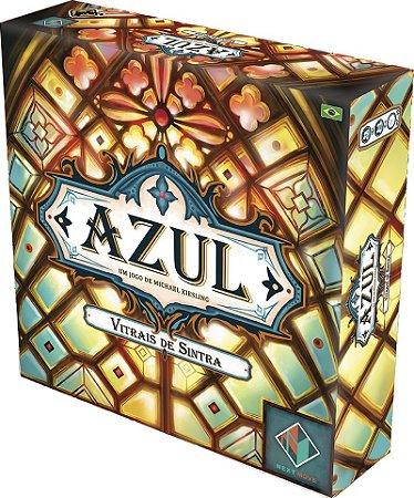 AZUL: VITRAIS DE SINTRA