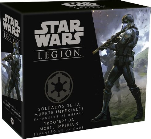 STAR WARS LEGION: TROOPERS DA MORTE IMPERIAIS