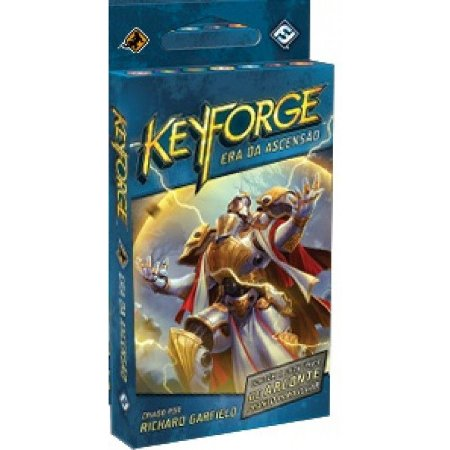 KEYFORGE DECK - A ERA DA ASCENSÃO