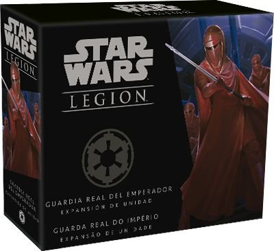 STAR WARS LEGION: GUARDA REAL DO IMPÉRIO