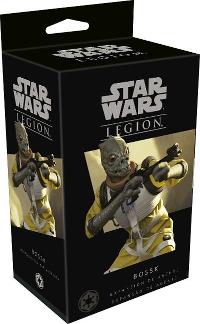 STAR WARS LEGION: BOSSK (AGENTE)