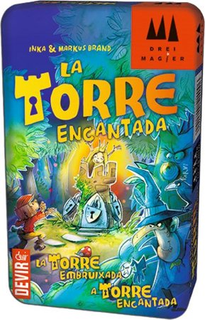A TORRE ENCANTADA (LATA)