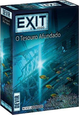 EXIT: O TESOURO AFUNDADO