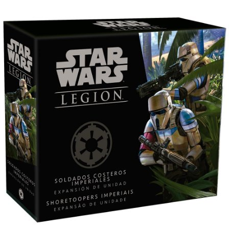 STAR WARS LEGION: SOLDADOS COSTEIROS