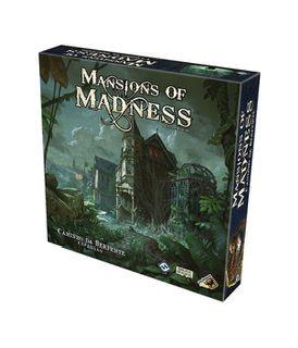 MANSIONS OF MADNESS: CAMINHO DA SERPENTE