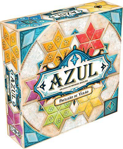AZUL - PAVILHÃO DE VERÃO