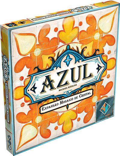 AZUL - MOSAICO DE CRISTAL (EXPANSÃO)