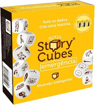 RORY STORY CUBES: EMERGÊNCIA