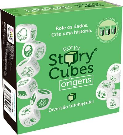 RORY STORY CUBES: ORIGENS