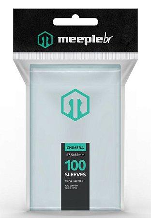 SLEEVES MEEPLE BR CHIMERA (57,5x89) - 100 UNIDADES