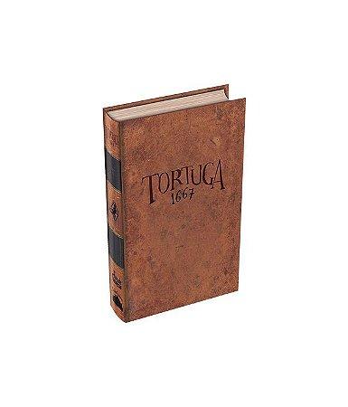 CIDADES SOMBRIAS: TORTUGA 1667