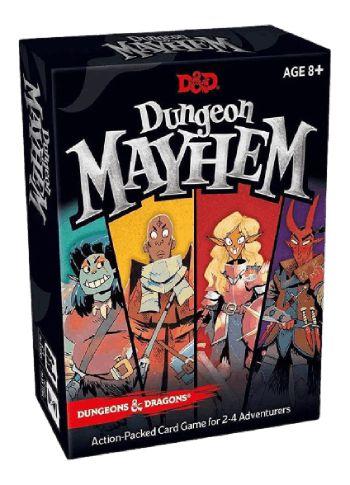 D&D: DUNGEON MAYHEM