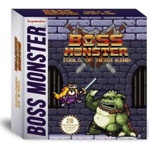 BOSS MONSTER: TOOLS OF HERO KIND