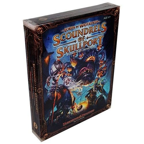 LORDS OF WATERDEEP: SCOUNDRELS OF SKULLPORT (EXPANSÃO)