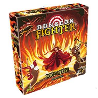DUNGEON FIGHTER - FOGO NELES