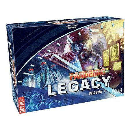 PANDEMIC LEGACY SEASON 1 (AZUL)