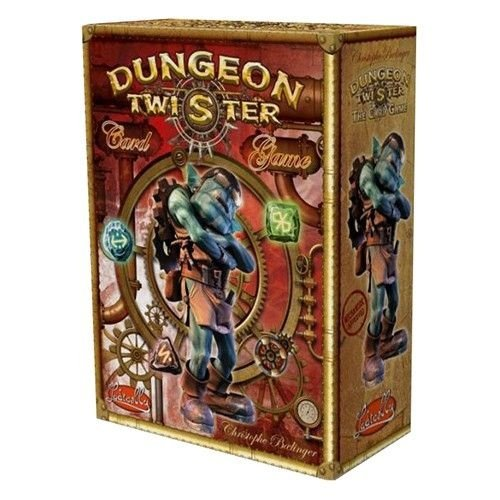 DUNGEON TWISTER: CARD GAME