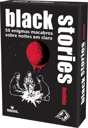 BLACK STORIES INSÔNIA