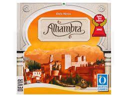ALHAMBRA - EDIÇÃO REVISADA DEVIR