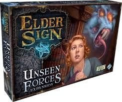 ELDER SIGN: UNSEEN FORCES (EXPANSÃO)