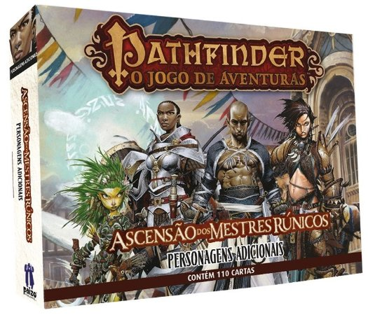 PATHFINDER: PERSONAGENS COMPLEMENTARES