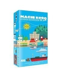 MACHI KORO: THE HARBOUR (EXPANSÃO)