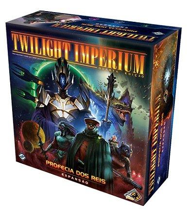 TWILIGHT IMPERIUM (4ª EDIÇÃO): PROFECIA DOS REIS