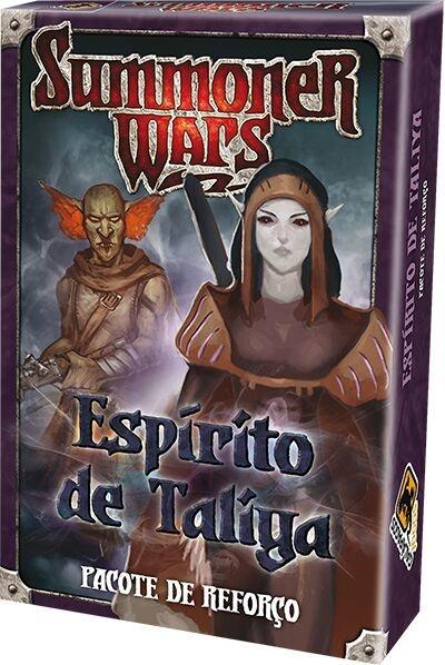 SUMMONER WARS - ESPÍRITO DE TALIYA (PACOTE DE REFORÇO)
